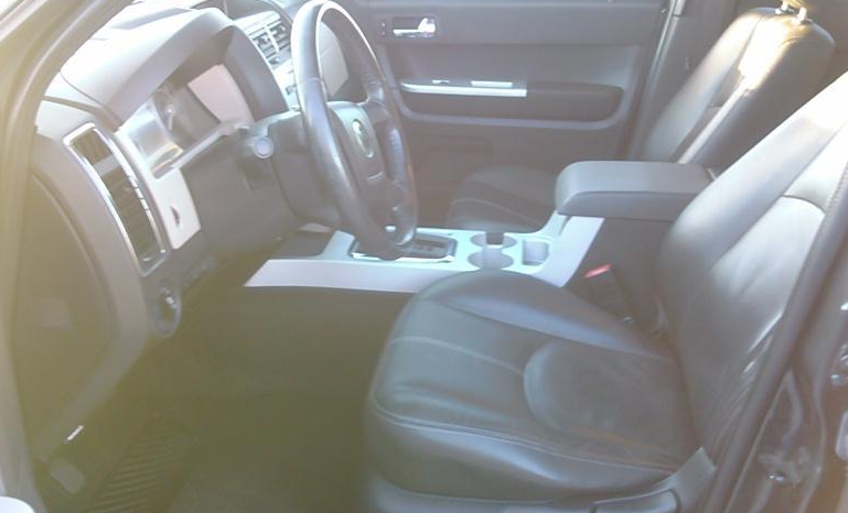 2008 Mercury Mariner Premier full