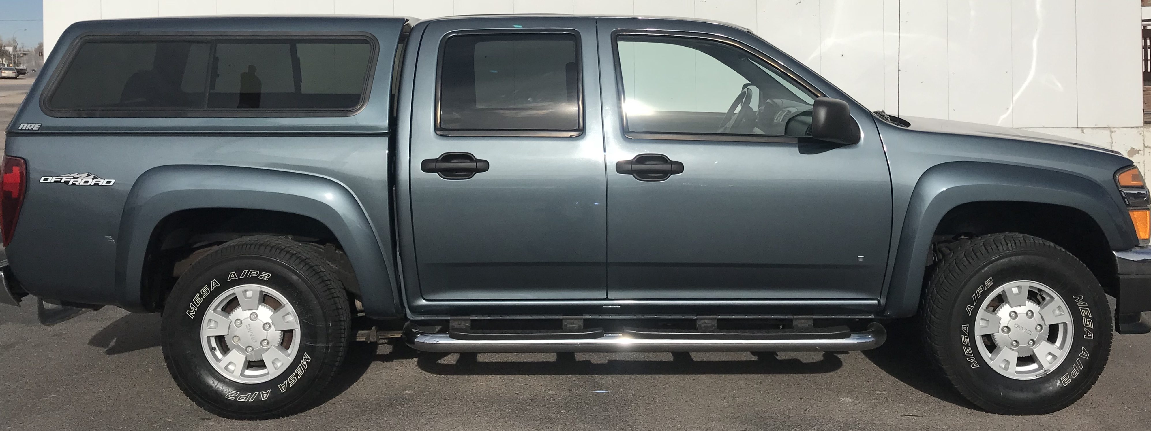 htm used harlan gmc canyon ia sale for