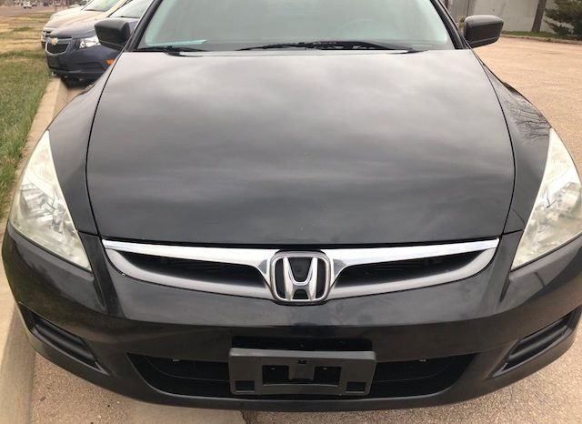 2007 Honda Accord EX full