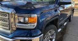 2015 GMC SIERRA K1500 SLT