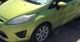 2011 Ford Fiesta SE FWD 4D Hatchback L4