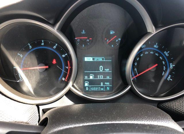 2014 Chevrolet Cruze LT full