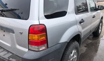 2006 FORD ESCAPE XLT full